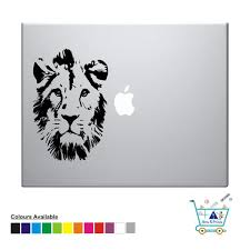 Lion Laptop Sticker Sticker Online Custom