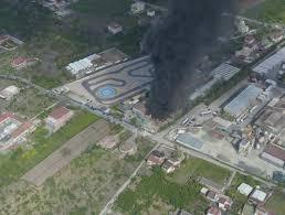 Napoli, esplode fabbrica ad Ottaviano: boato enorme,