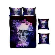 skull bedding sugar skulls duvet cover