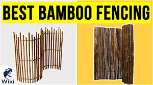 Top 10 Bamboo Fencing Of 2020 Video Review
