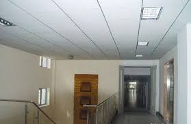 china fire proof gypsum ceiling tile in