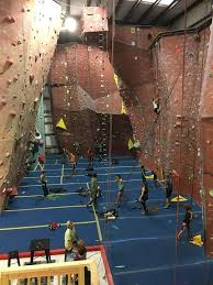 on the edge rock climbing gym e
