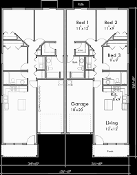 garage house plans duplex floor plans