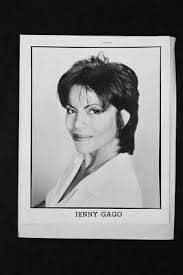 Jenny Gago - 8x10 Headshot Photo w/ Resume - Alien Nation | eBay