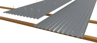 install corrugated metal roofing
