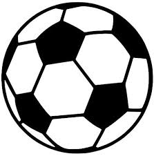 Amazon Com Soccer Ball Pick Any Color Vinyl Transfer Sticker Decal For Laptop Car Truck Window Bumper 5in X 5in Black Arts Crafts Sewing