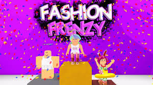 roblox fashion frenzy clothing
