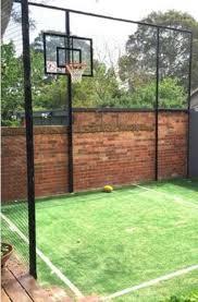 27 Outdoor Home Basketball Court Ideas Sebring Design Build
