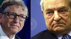 Bill Gates y George Soros se asocian con China en la vacuna contra ...
