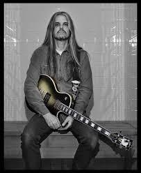 Gibson - Adam Jones of Tool with his Silverburst Custom.... | Facebook