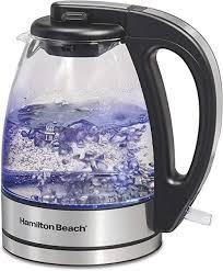 glass electric tea kettle