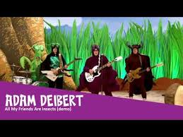 Adam Deibert - All My Friends Are Insects (demo) - YouTube