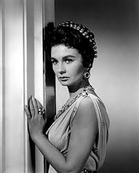 Amazon.com: Jean Simmons - Spartacus - Movie Still Poster: Posters ...