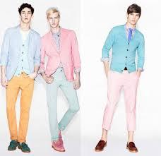 pastel colored fashion delicate colors