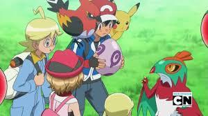 XY episode 76 - Pokémon Series Anime
