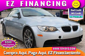 used bmw m3 in houston tx