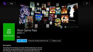 how xbox game p works on xbox one