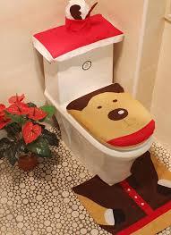 bathroom decorations toilet seat cover