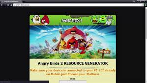 Angry Birds 2 Resources Generator [Android/iOS] Unlimited Lives ...