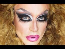 drag queen makeup tutorial saubhaya