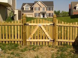 Explore 8 Tips To Build A Wood Fence Gatefrederick Fence Wood Fence Gates Fence Gate Design Wood Gate
