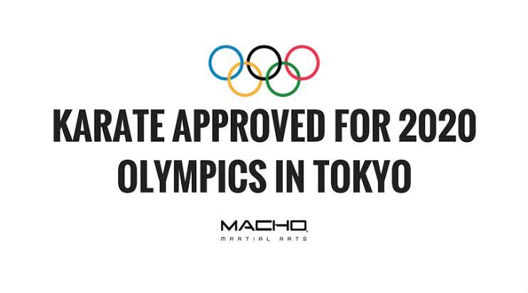 Tokyo 2020 - Karate