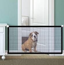 Magic Gate Dog Pet Fences Portable Folding Safe Guard Indoor And Outdo Jyards