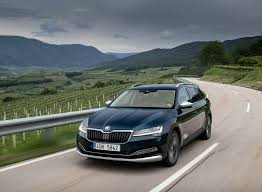 2020 skoda superb scout wallpapers 51