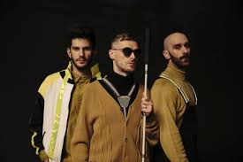The VIP Lounge with Adam Levin of X Ambassadors - The Boston Globe
