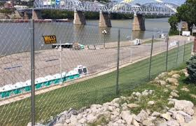 Temporary Fencing In Northern Kentucky And Cincinnati Oh Mills Fence