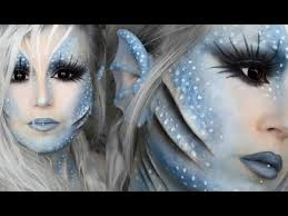 sea siren makeup tutorial you