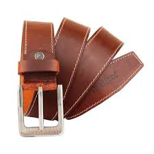oil pull up casual mens leather belts