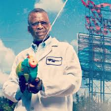 Lonnie Johnson, engineer and inventor of the Super Soaker. #BLERD ...