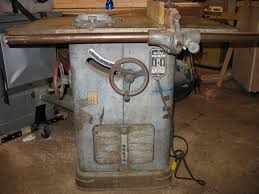 1947 Delta Unisaw Restoration