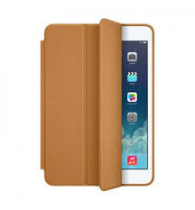 apple ipad mini smart case leather
