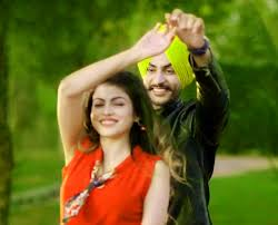 sweet cute punjabi wedding lover love