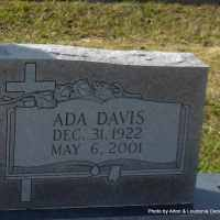 Ada Davis (1922-2001) • FamilySearch