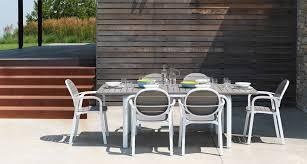 nardi alloro 140 210 extendable dining