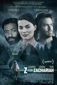 Z for Zachariah (2015) - IMDb