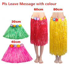 whole hula skirt in