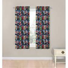 Marvel Avengers Curtains Wayfair