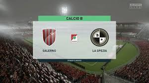 Salernitana vs Spezia | Serie B (31/07/2020)