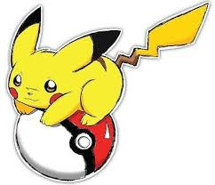 Pokemon Pikachu Anime Car Window Decal Sticker 001 Anime Stickery Online