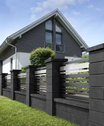 25 Amazing Modern Home Fence Ideas For Home More Privacy Dehoom