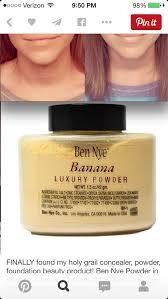 banana luxury powder on the hunt