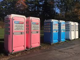porta potty al portable toilets
