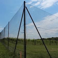 8 Corner System For Steel Posts