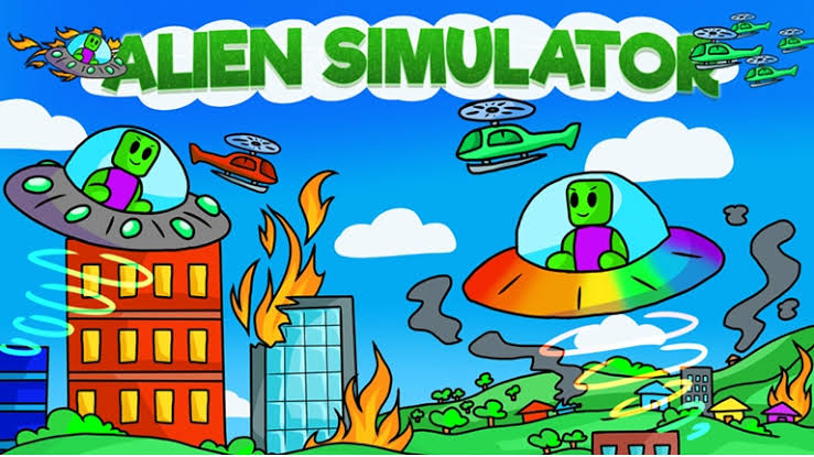 Alien Simulator Codes – Roblox – October 2019