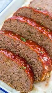 best meatloaf recipe video sweet