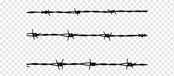 Barbed Wire Barbed Wire Outdoor Structure Electrical Wires Cable Pin Png Pngwing